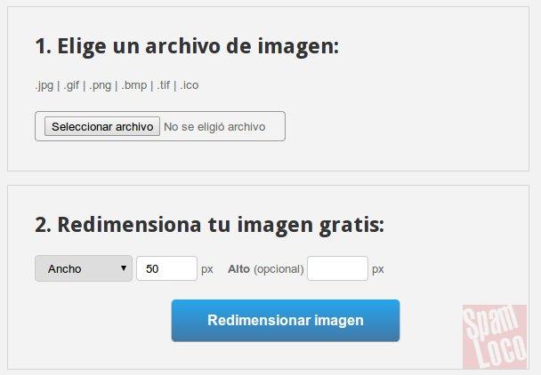 herramienta online para reducir imagenes