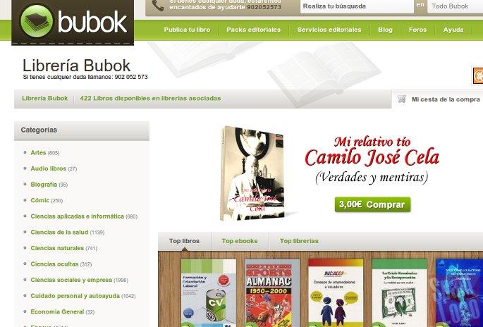 bubok portal de libros