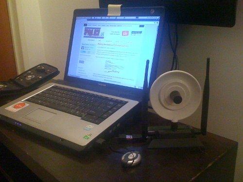 antena wifi en notebook