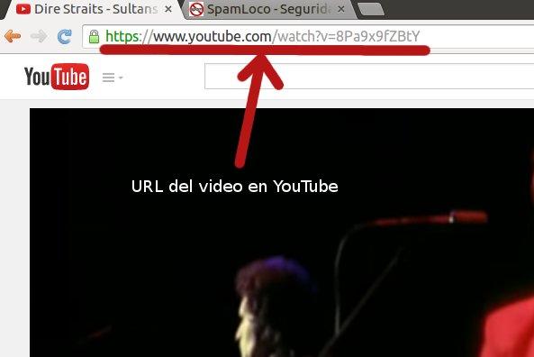 url para descargar audio de youtube