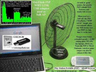 antena casera usb wifi