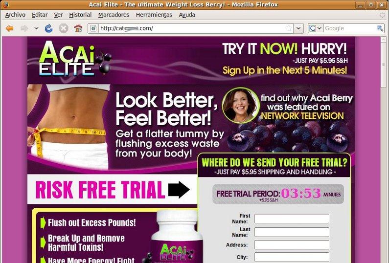 sitio spam de complemento energetico