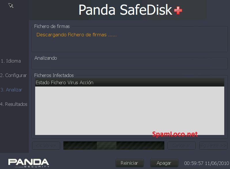panda safe cd antivirus