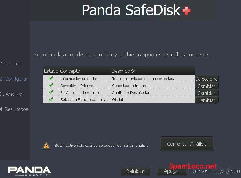 antivirus en cd de panda gratuito