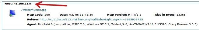 ip correo abierto