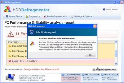 HDD-Defragmenter