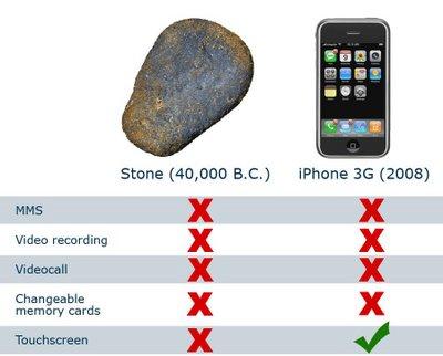 iphone piedra