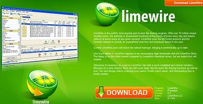limewire con hotbar