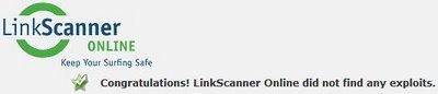 LinkScanner Online