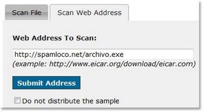 NoVirusThanks escaner web
