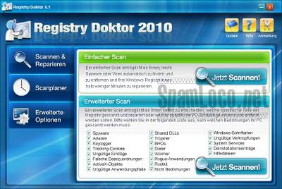 Registry Doktor