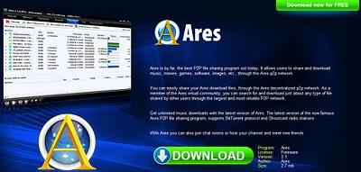 ares con hotbar