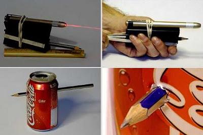 Officeguns armas con elementos de oficina for Oficina armas