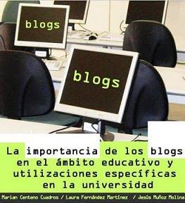 blogs en ámbito educativo