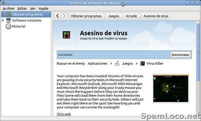 juego de virus