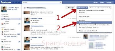 Te explicamos cómo puedes borrar mensajes en Facebook Messenger rápidamente