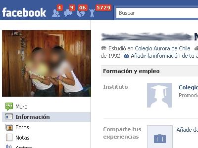 el contador de visitas en tu perfil de Facebook, otro evento falso