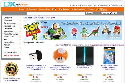 Dealextreme compras baratas en internet for Cocinas buenas y baratas