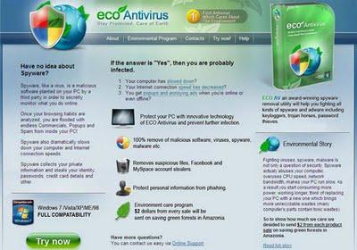 Eco Antivirus 10