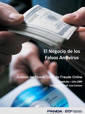 negocio de los falsos antivirus