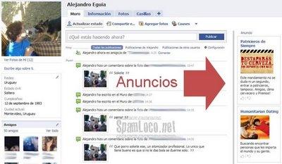 Anuncios Facebook