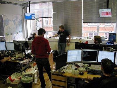 Oficinas de Last.fm