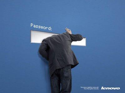 Lenovo password