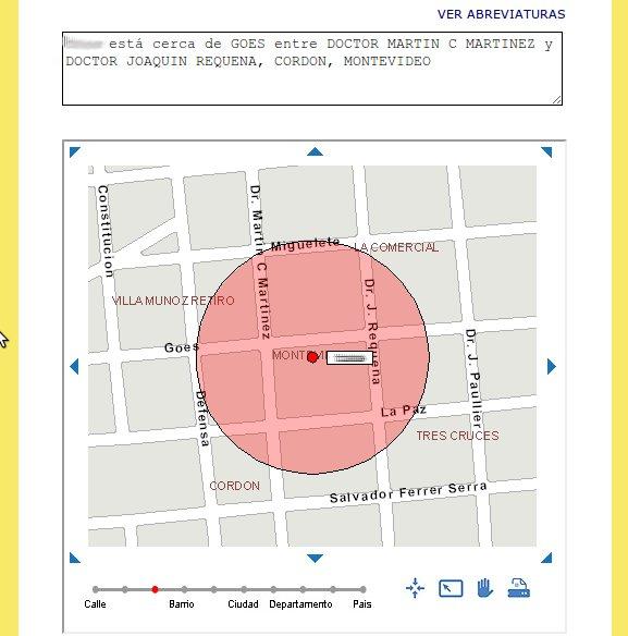 localizacion por sms en antel