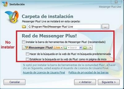 plus-nuevo-messenger