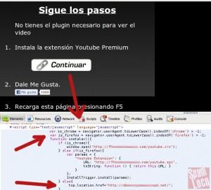 script-video-falso