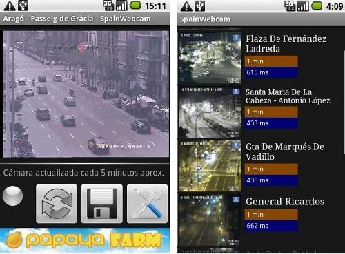 españa-webcam