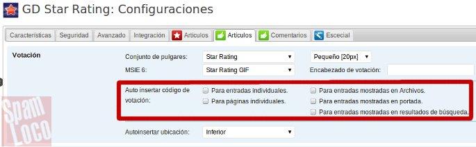 estrellas GD Star Rating