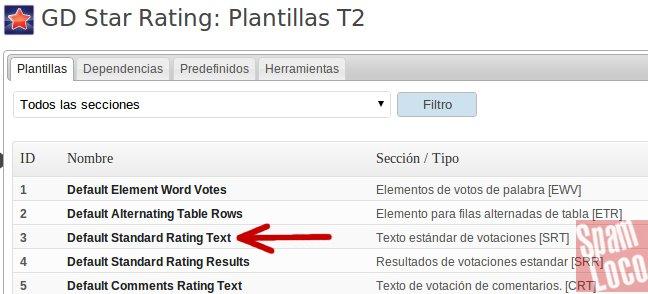 traducir a español GD Star Rating