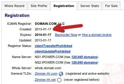 registro dominio para mulas