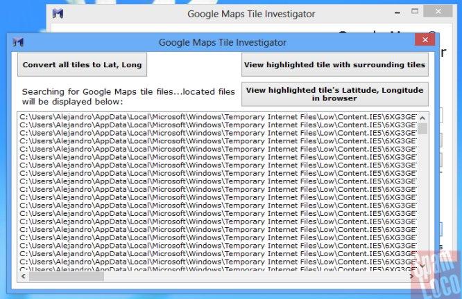google maps temporales en internet explorer