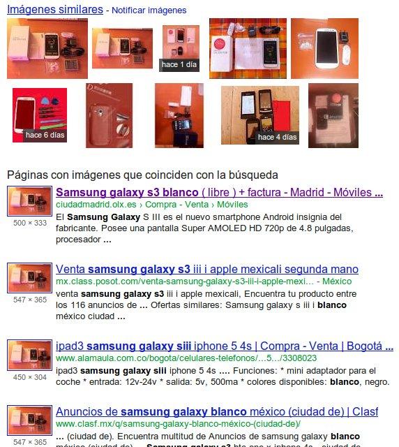 resultados de imagenes en google