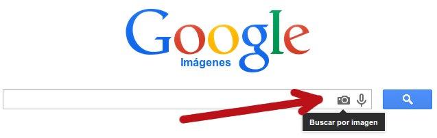 búsqueda por similitud de imágenes en google