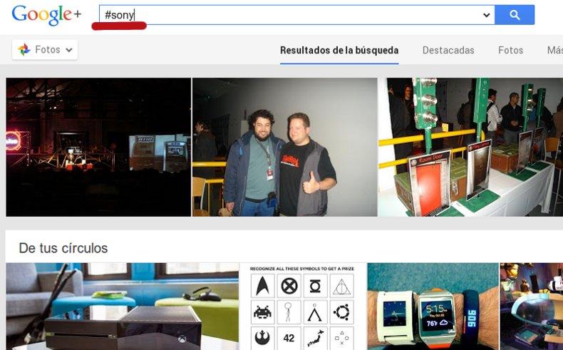 google fotos busqueda por modelo de camara