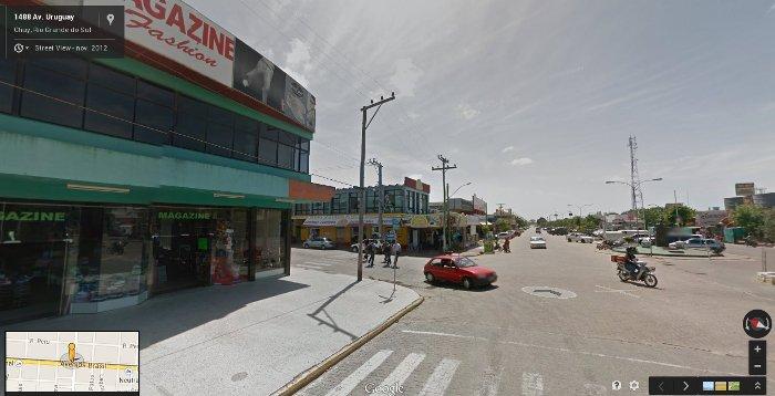 Street View en chuy