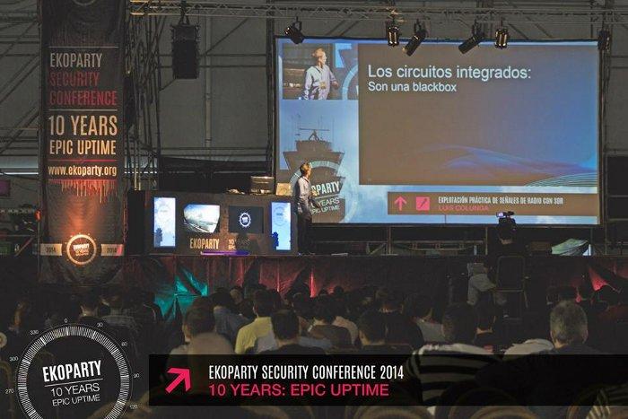ekoparty conferencia
