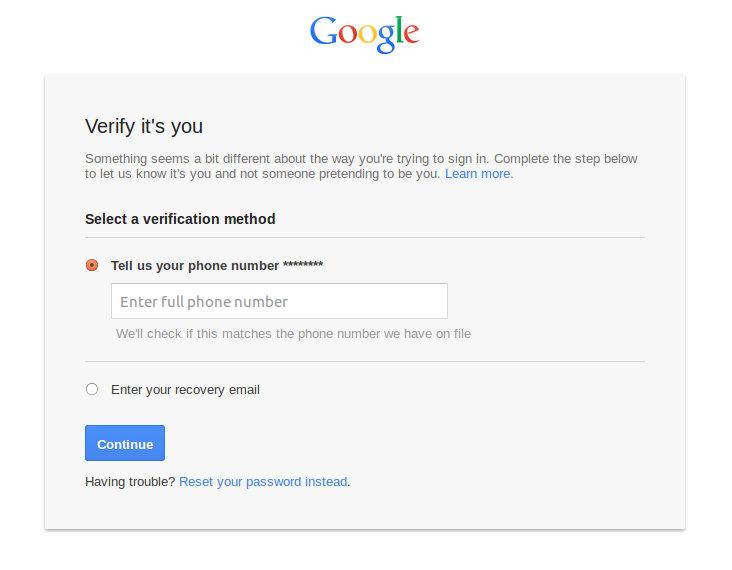 phishing google docs solicitando informacion