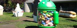 android en googleplex