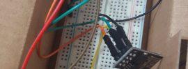 alarma sensor PIR con ESP8266