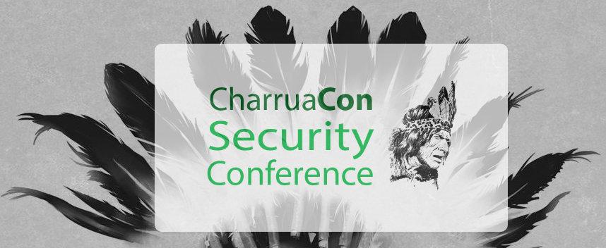 Charruacon conferencia de seguridad